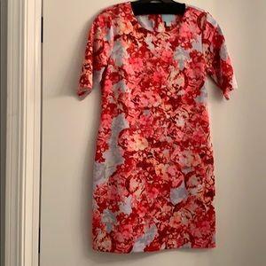 CeCE by Cynthia Dteffe small bright dress